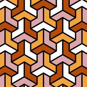 08140732 : chevron 3 x4 : cozy