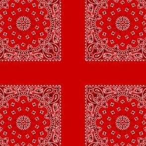 Minidanna A-Crayon Red