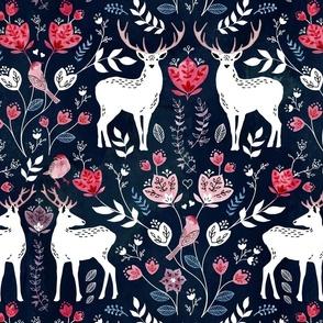 Scandinavian deer