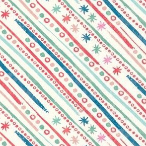 Wonderland Circles & Stripes