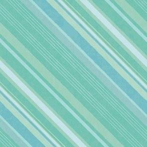 Wonderland Mint Stripe
