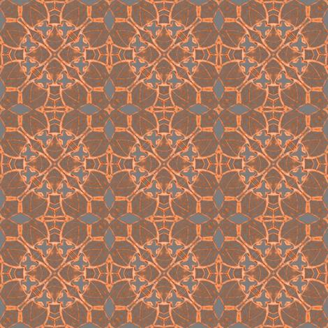 art soft apricot   fabric by linoyanna on Spoonflower - custom fabric