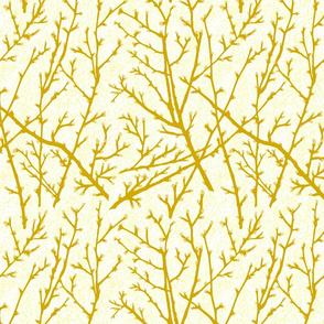 branchy - mustard-sun