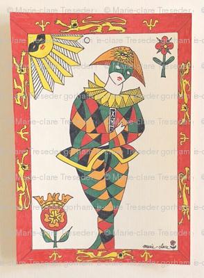 jester in the sun