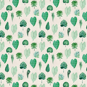 leaves botanic small design