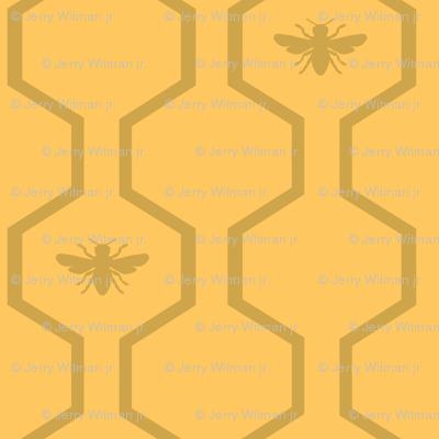 Bee Hive - Yellow