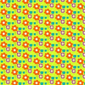 Seventies Flowers 2