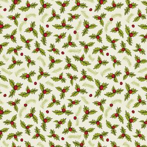 misletoe pattern