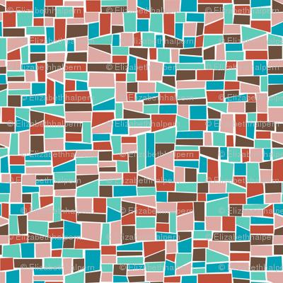 Mini Mosaic_warm