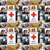 Vintage Newsreel Nurse Heroes