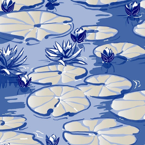 du Jardin de Monet