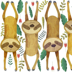 Sloth lineup