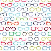 Glasses small scale