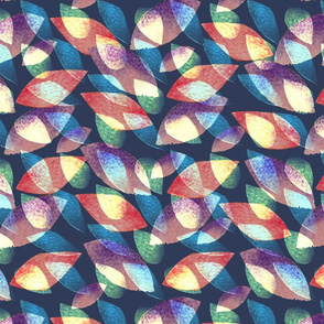 Abstract paper cut applications background
