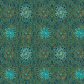Gaia PEACOCK Batik