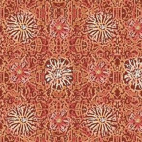 Gaia TERRACOTTA Batik