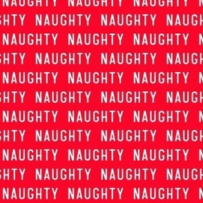 "(1/2"" scale) naughty - red C18BS"