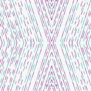Lignes colorées