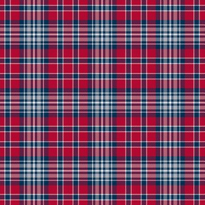 New England Patriots Plaid