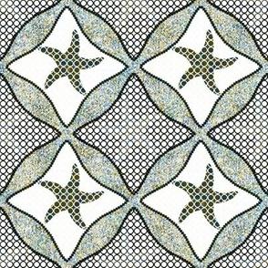modern platin stars