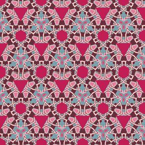 Sakura-fractal 1