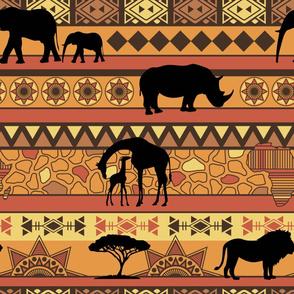 Safari Isle Style - Large