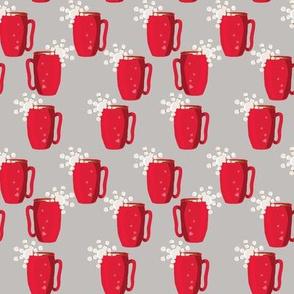 Hot Chocolate Gray_ Small
