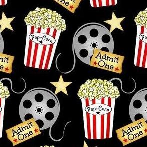 VIP Movie Night / Theater Pop-Corn med.