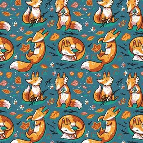 gentle foxes_2