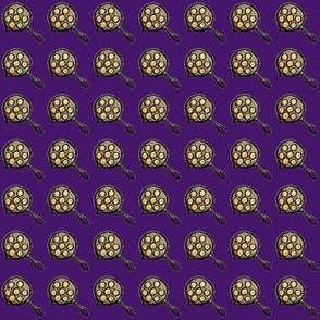 Lettu Pan-purple