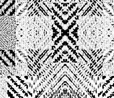 herringbone mashup fabric by farreystudio on Spoonflower - custom fabric