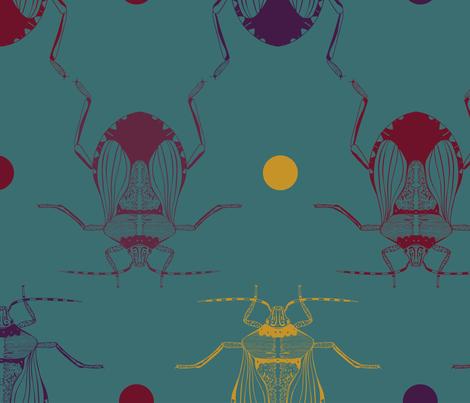 Laiepi_CIMICI3 fabric by laiepi on Spoonflower - custom fabric