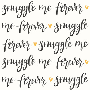 Snuggle Me Forever