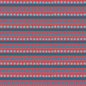 Line Triangle Dots