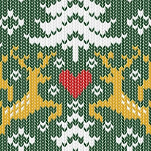 Christmas Fairisle