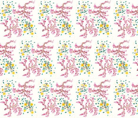 chinoserie 1 fabric by erin_mcclain_studio on Spoonflower - custom fabric