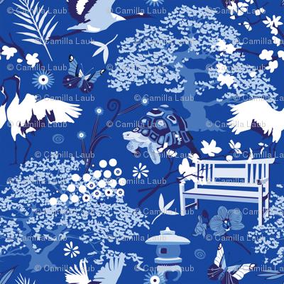 My chinese garden – my sanctuary