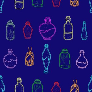Potion Bottle Bonanza