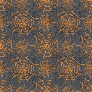 Spooky Spider Webs