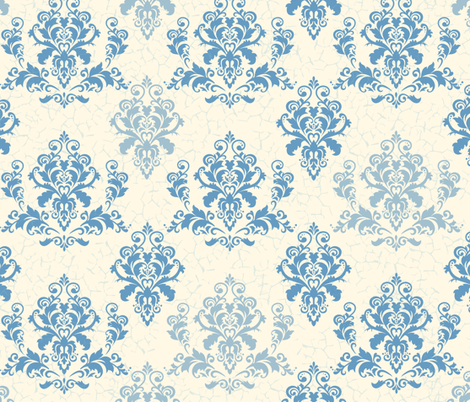 Chinoserie  fabric by sarah_treu on Spoonflower - custom fabric