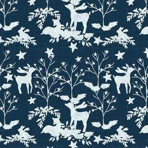 Snow White Deer