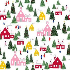 WinterVillage_SnowyWinterVillage_PatternTile