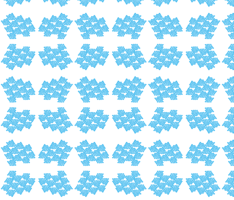 Bubbles  fabric by alexo on Spoonflower - custom fabric