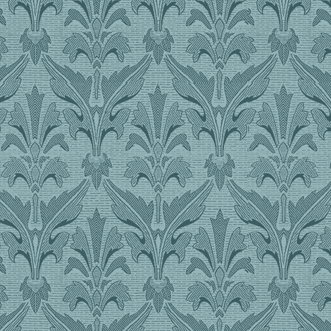 Woodcut Wings Empire fabric by amyvail on Spoonflower - custom fabric