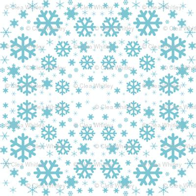 Snowflake Vortex