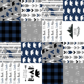 The Woodsman's Lumberjack Navy (rotated 90)