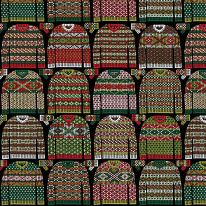 Holiday Fair Isle