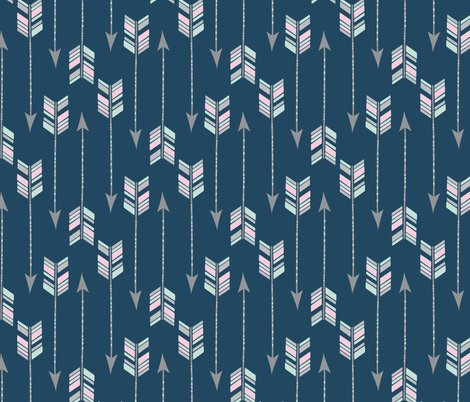Rchevron-arrows-mint-pink-and-grey-on-navy-03_shop_preview