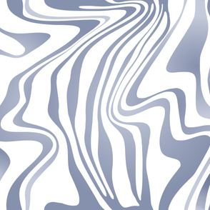 Mia's Twisted Stripes Blue Gradients