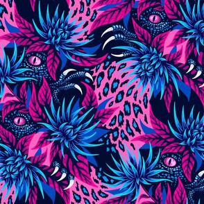 Hidden Creatures - Pink / Blue